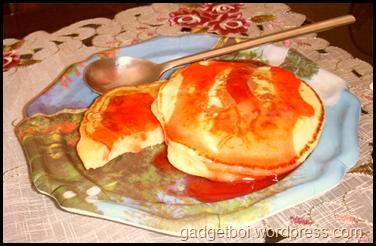 pancake yummy