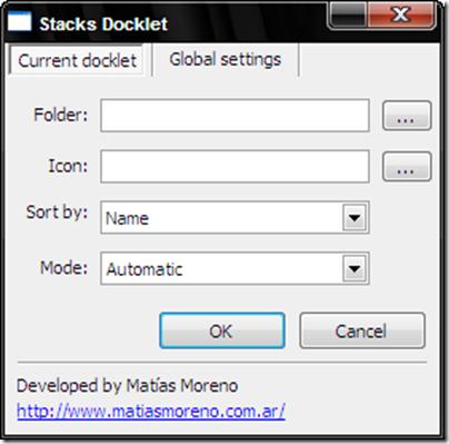 stack docklet