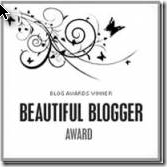 Beatiful blogger