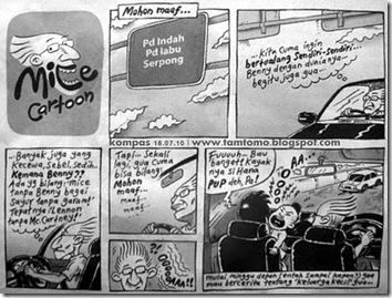 kartun mice_cartoon mohon maaf kompas 18 juli 2010 ex benny mice