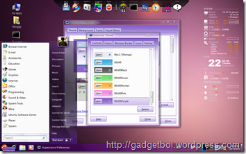purple ubuntu