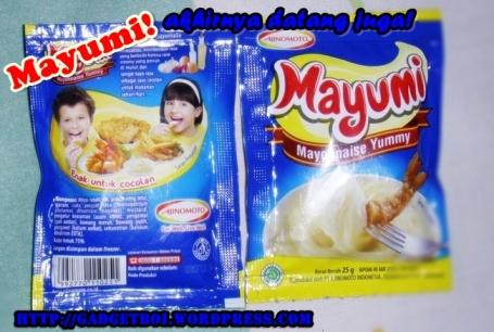Mayumi Mayones