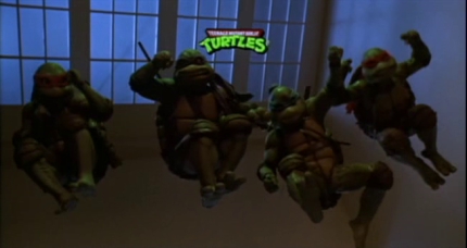 TMNT Live Action 90s