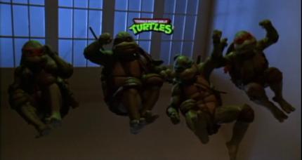 TMNT Live Action 90s