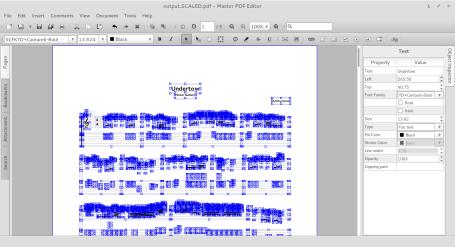 PDF Master Editor